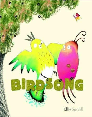 Birdsong brighter cover